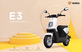 Xe máy điện Yadea -E3