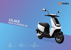 Xe máy điện Yadea - ULIKE