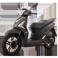 Xe máy Fancy 125 EFI ( Bản tiêu chuẩn)