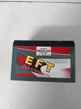 Ác quy 12A EFT bảo hành 09 tháng