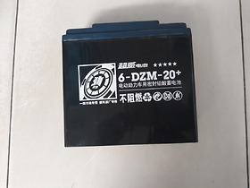Ắc quy Tainneng 6-DZM-20 bảo hành 9 tháng