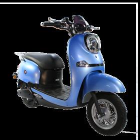 Xe máy điện Honda T2